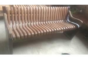 Новые Кованая мебель для сада