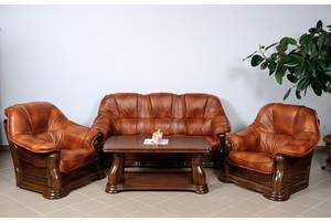 Новые Кожаные диваны
