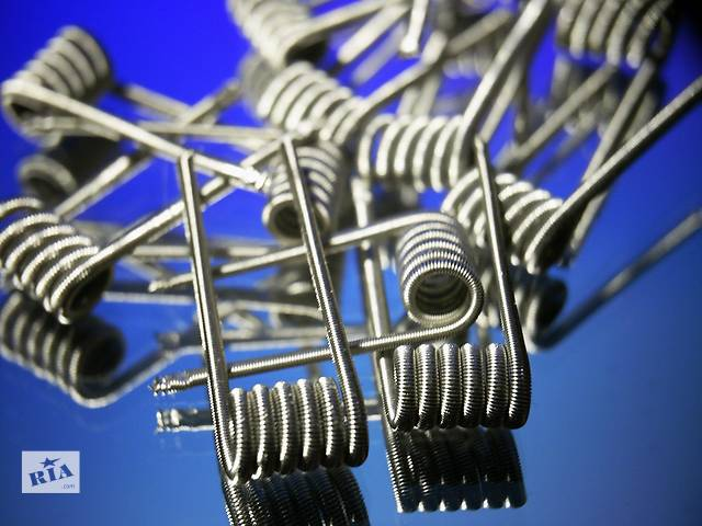 бу Fused Clapton Coil AISI 304 TC VW в Киеве