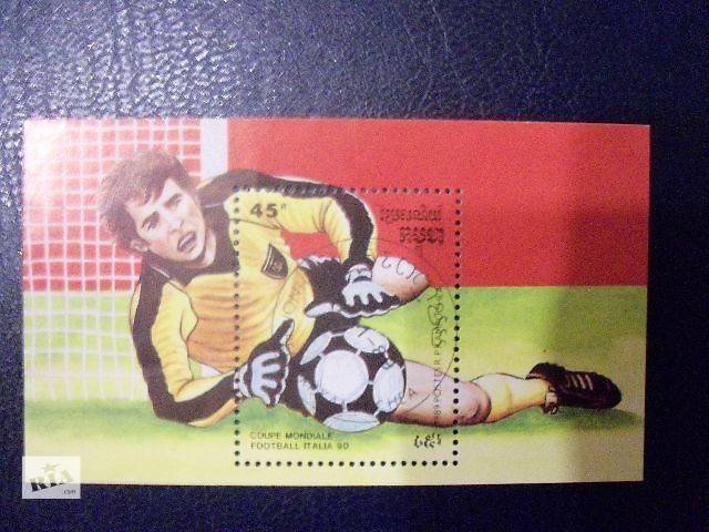 Футбол Кампучия- объявление о продаже  в Одессе