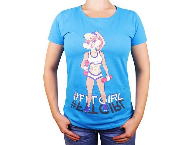 продам Женская футболка с принтом для спорта бу в Одессе