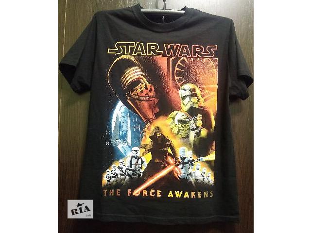 бу  Футболка Star Wars Звездные Войны  в Харькове