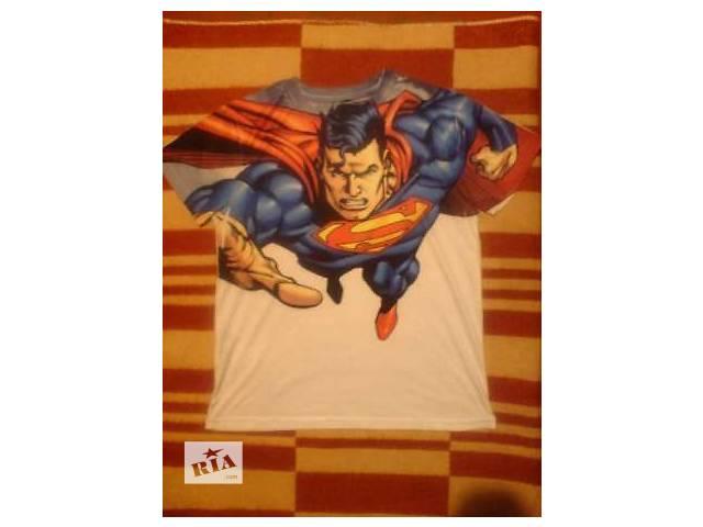 продам Футболка Superman DC, Marvel бу в Каменец-Подольском