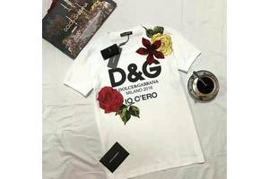 Новые Женские футболки, майки и топы Dolce & Gabbana