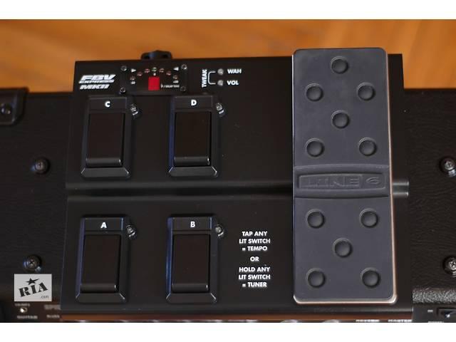 Футконтроллер LINE 6 FBV EXPRESS MK2- объявление о продаже  в Червонограде