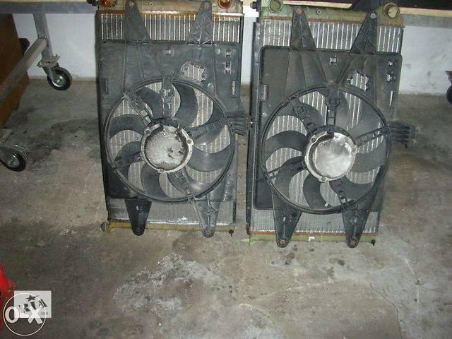 бу фиат добло радиатор диффузор в Виннице