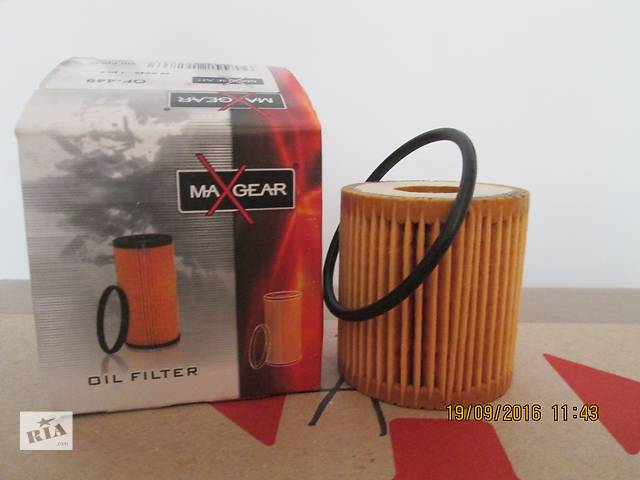 Фильтр масла новый 0.6/0.7/0,8L- объявление о продаже  в Ирпене