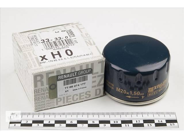 продам Фильтр масляный  Kangoo 1.9D/1.5dCi/1.4i/1.6i/Trafic/Vivaro h=50mm (низкий) бу в Луцке