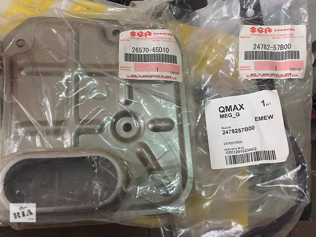 продам Фильтр+прокладка АКПП  Suzuki Grand Vitara SQ420W/D-2 бу в Киеве