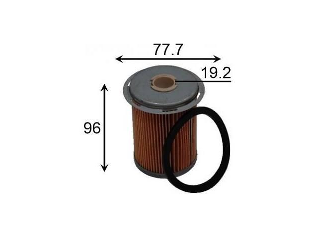 бу Фильтр топливный Master/Trafic 1.9/2.0/2.2/2.5/3.0dCi 00- (Delphi) в Луцке