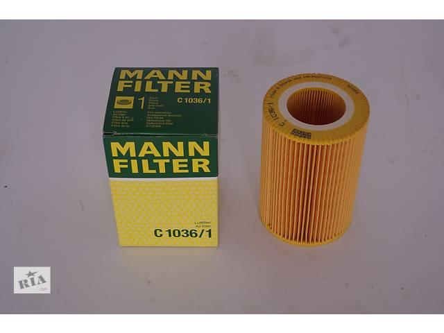 Фильтр воздуха на Смарт ФорТу 450 0.6/0.7L MANN C 1036/1- объявление о продаже  в Киеве