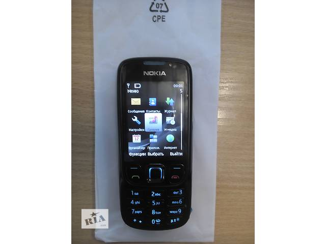 бу •Финский Nokia 6303. На гарантии. Оплата на почте! в Киеве