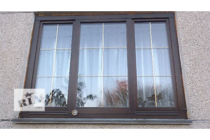 Фирма-производитель изготовит деревянные окна из твердых пород дерева (евробрус).