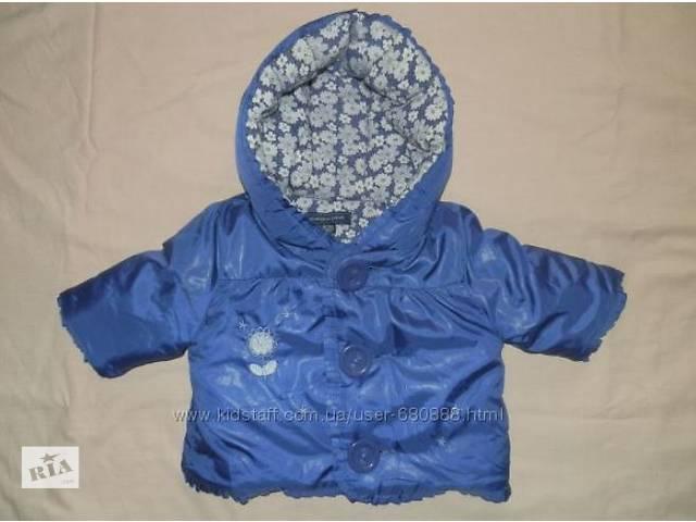 Фирменная куртка  Pumpkin patch- объявление о продаже  в Новомосковске
