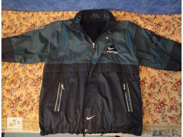 Фирменная мужская куртка Nike. Распродажа. Цена снижена!- объявление о продаже  в Сумах