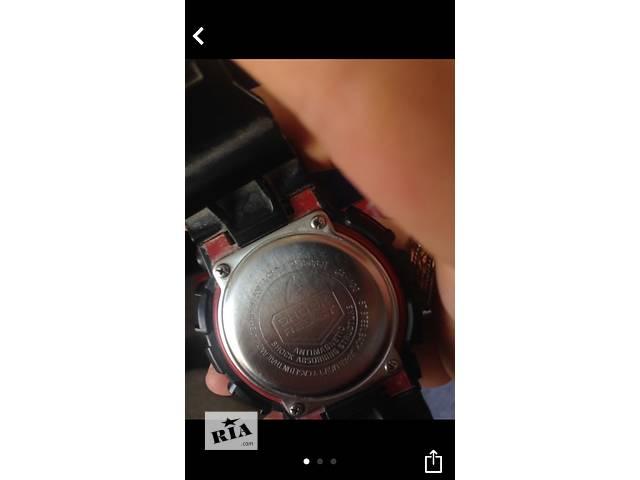 купить бу G-Shock GA-100 в Днепре (Днепропетровск)