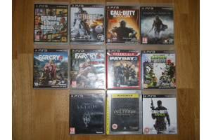 б/у Ігри для PS3