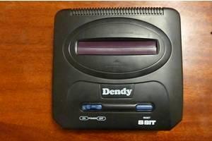 б/у Приставки Dendy