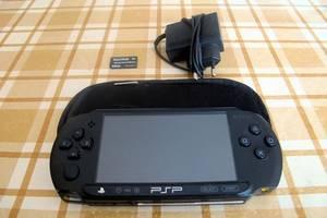 б/у Приставки Sony PSP-E1000