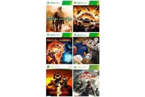 Нові Ігри для Xbox 360