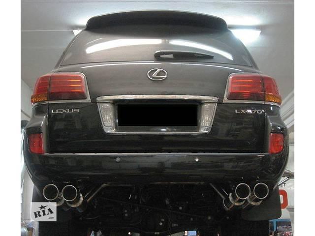 Выхлопная система  для Lexus LX 570 или Toyota LС 200 (GANADOR 4WD Vertex GD-126)- объявление о продаже  в Одессе