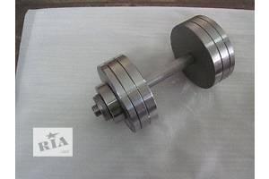 Гантели наборные  металлические (сталь) новые