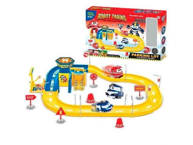 """продам Гараж """"Robot Trains"""" ZY 644 бу в Полтаве"""