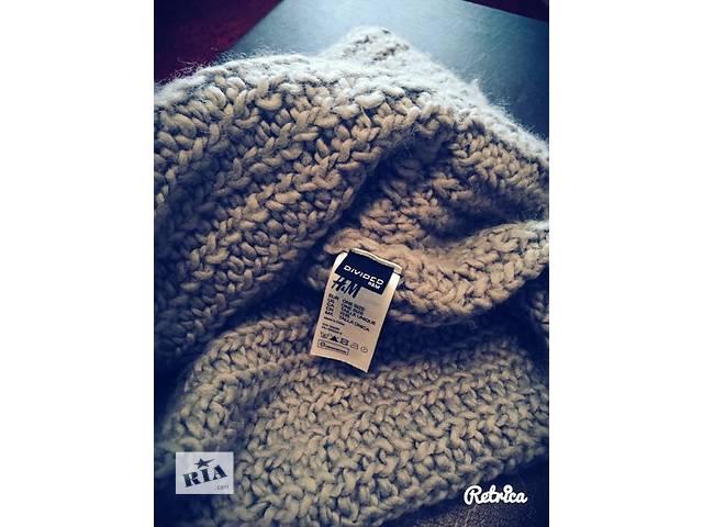 купить бу Красивый зимний шарф в Иршаве