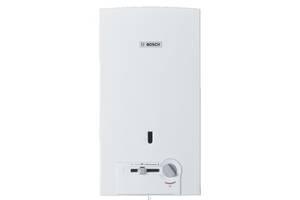 Проточные газовые водонагреватели Bosch
