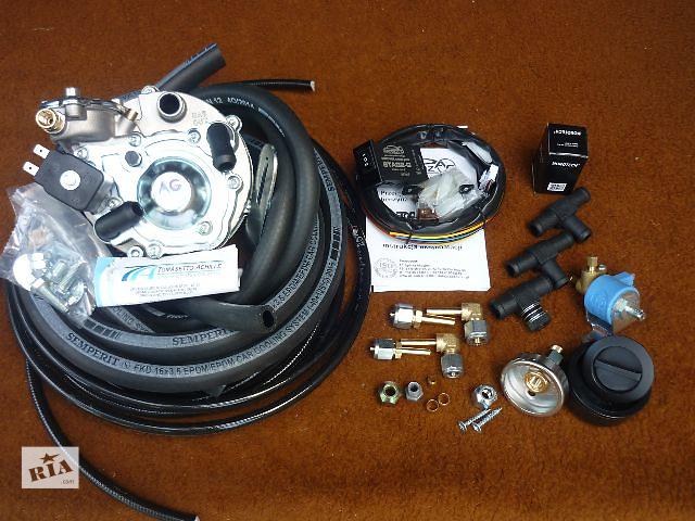 Газовая установка 2-поколения карбюратор /моноінжектор (полный комплект) новая!- объявление о продаже  в Дрогобыче