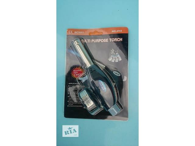 Газова пальник Flame Gun 915 (паяльна лампа)- объявление о продаже  в Луцке