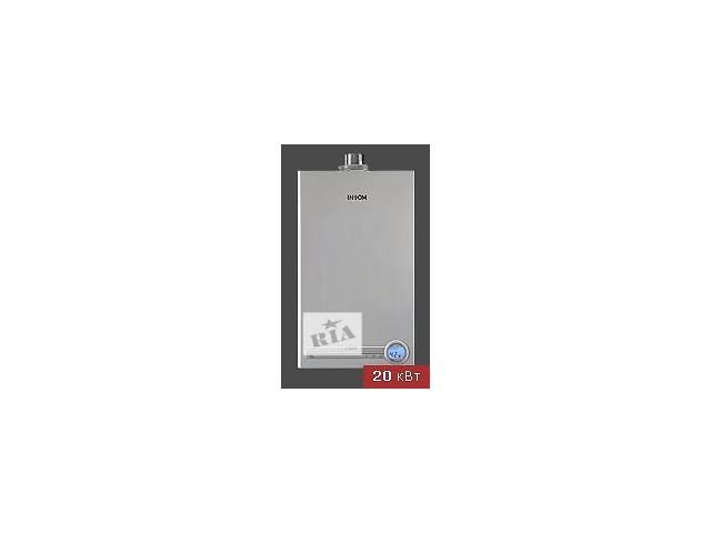 продам Газовая турбированная колонка INDOM JSD 20-G 10B (антизаморозка) бу в Запорожье