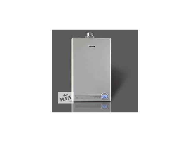 Газовая турбированная колонка INDOM JSG 20-10 V9 (антизаморозка)- объявление о продаже  в Запорожье