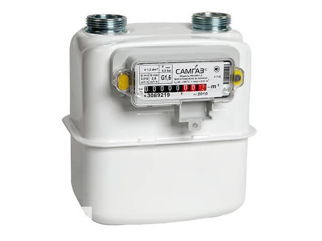 купить бу Газовый счетчик Визар G2,5 и G1,6 в Днепре (Днепропетровск)