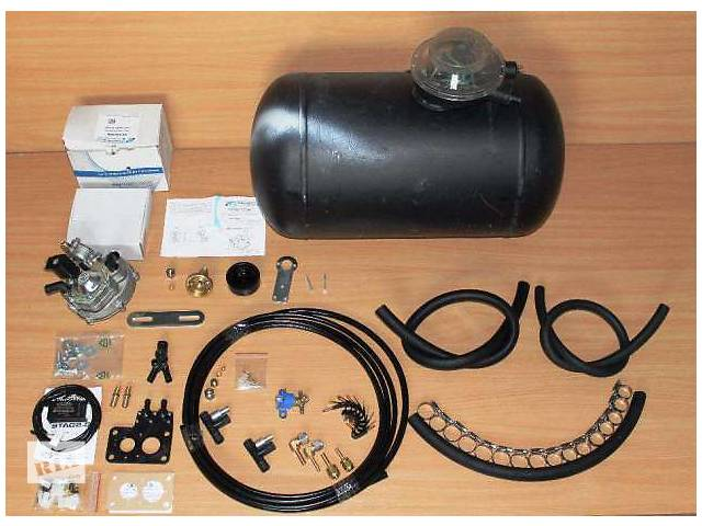 купить бу ГБО 2 поколения Tomasetto, комплект для ВАЗ-2108-12,99, Lanos, Sens, A в Конотопе (Сумской обл.)