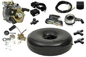 ГБО -2 поколение Томасетто на инжектор и карбюратор новые комплекты