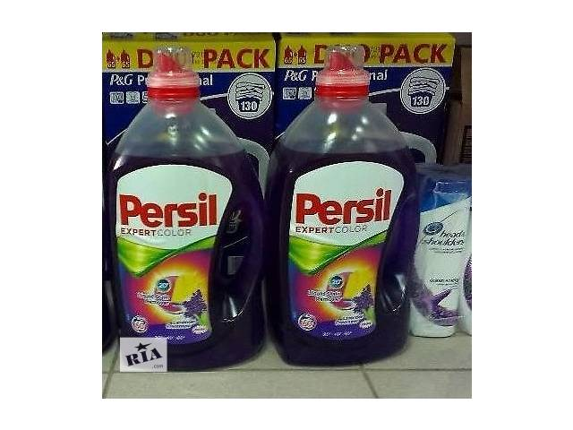 """продам PERSIL Expert Color 4.38 л / 60 стирок    """"Lavender"""" бу в Ужгороде"""