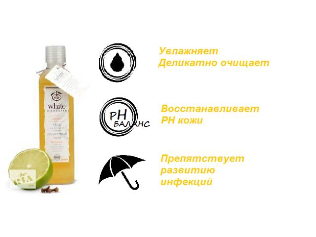 бу Гель для интимной гигиены серии Цитрус в Тернополе