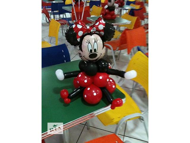 Гелиевые шарики украсят любое Ваше торжество!- объявление о продаже  в Житомире