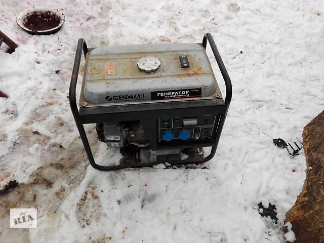 бу Генератор бензиновый в Фастове
