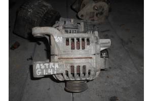 б/у Генераторы/щетки Opel Astra G