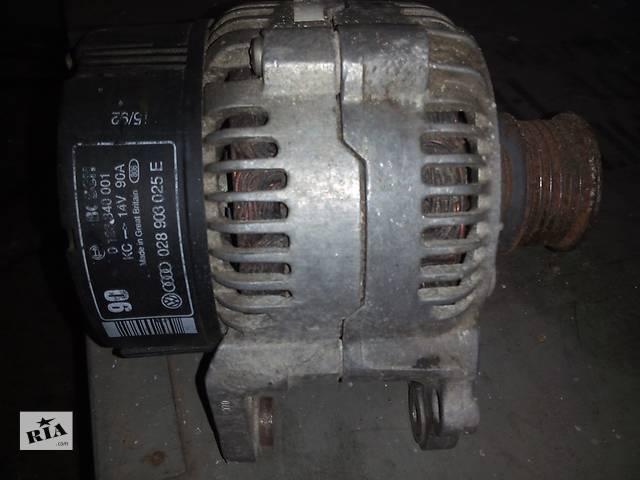 продам генератор фольцваген т4 пасатВ-3-4 90клв. бу в Сарнах