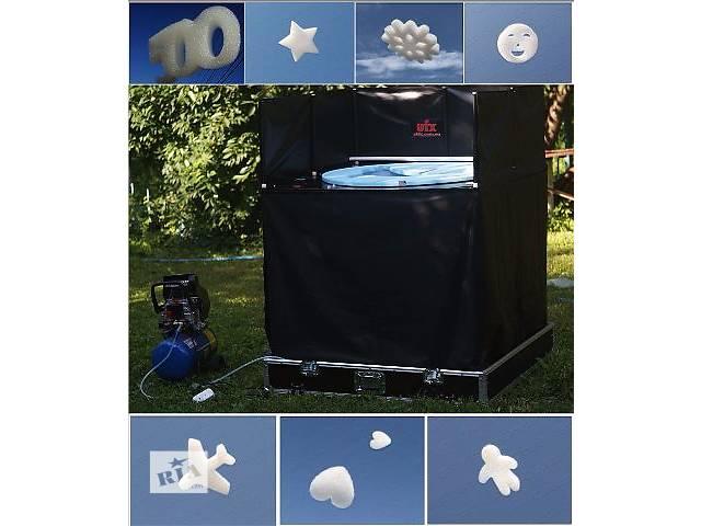 купить бу Генератор облаков, летающие пенные логотипы flogos SHOWplus Foam Cloud 500  в Украине