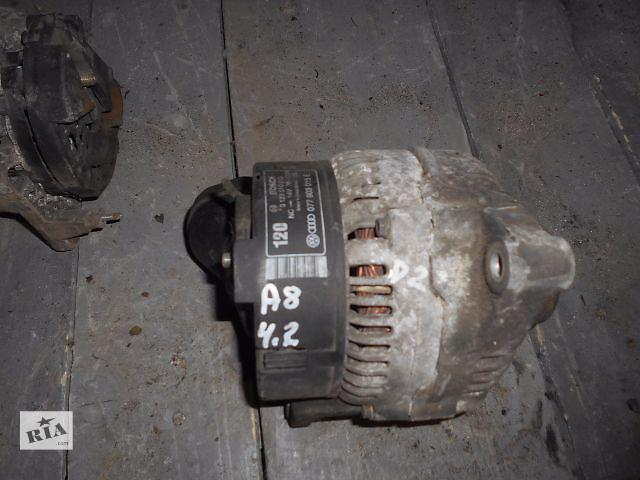 бу генератор для Audi A8, 4.2i, 1998, 077903015E в Львове