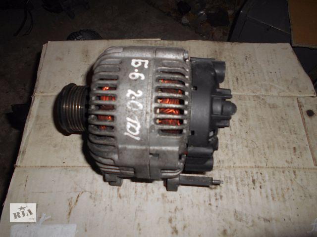 купить бу генератор для Volkswagen B6, 2.0tdi, 2006, 06F903023C в Львове