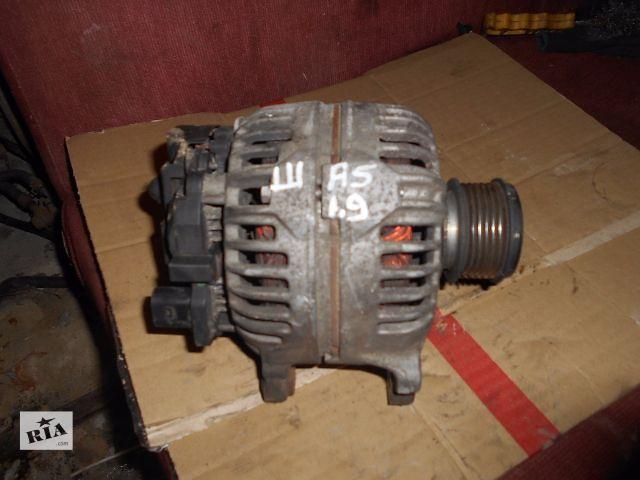 купить бу генератор для Skoda Octavia A5, 1.9tdi, 2006, 06F903023E в Львове