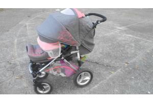 Прогулочные коляски Geoby