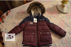 Новые Детские зимние куртки C&A