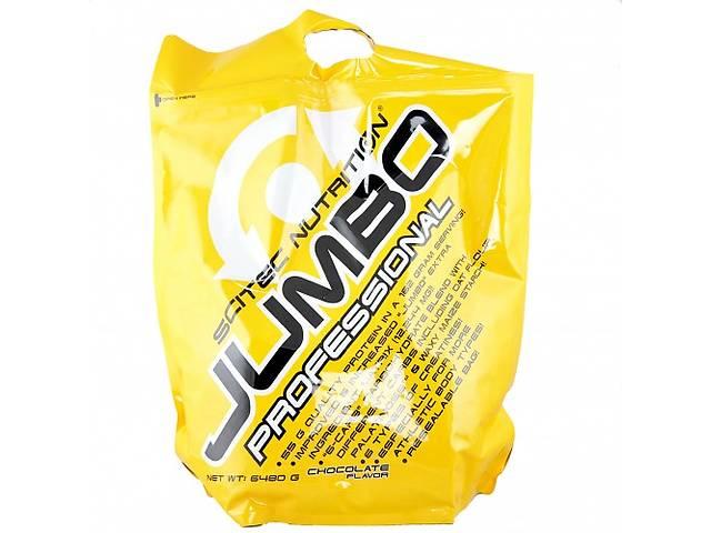 бу Гейнер Scitec Nutrition Jumbo Professional 6480 г в Киеве
