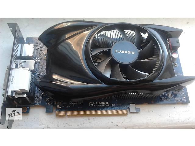 продам Gigabyte Radeon HD 5770 , 1Gb , DDR5 , 128Bit бу в Чернигове